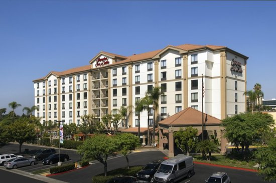 Hampton Inn And Suites Los Angeles Anaheim Garden Grove Updated 2017 Prices Hotel