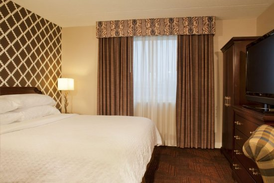 Embassy Suites by Hilton Syracuse: Guest room