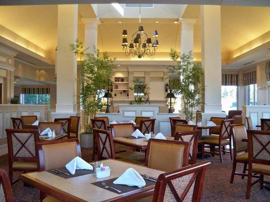 Hilton Garden Inn Plymouth: Restaurant