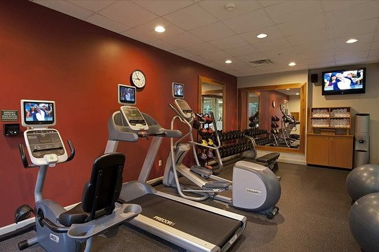 Hilton Garden Inn Plymouth: Health club