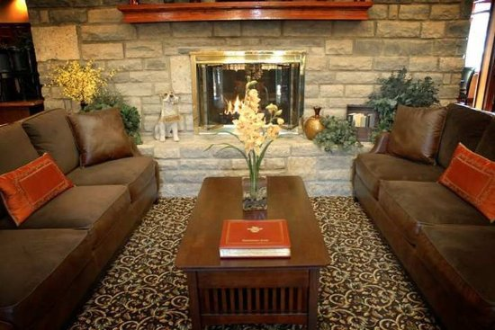 Homewood Suites by Hilton Columbus / Worthington : Lobby