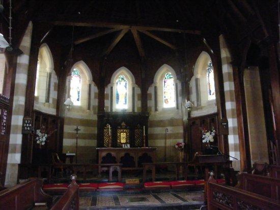 Île Norfolk, Australie : Altar