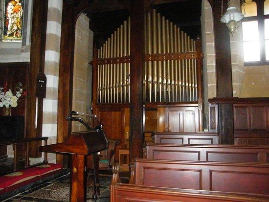 Île Norfolk, Australie : Organ
