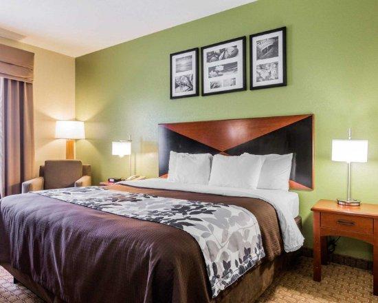 Millbrook, ألاباما: Guest room