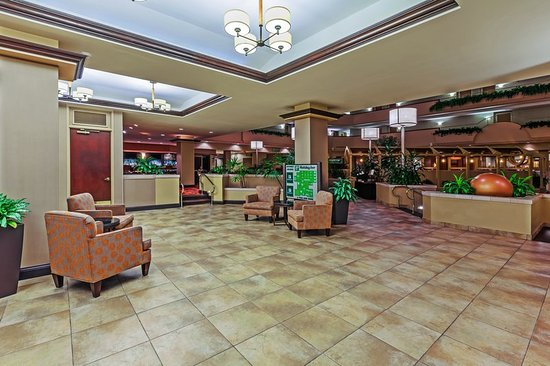 Holiday Inn Springdale/Fayetteville Area: Lobby