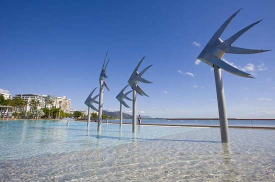 Escursione costiera di Cairns: tour