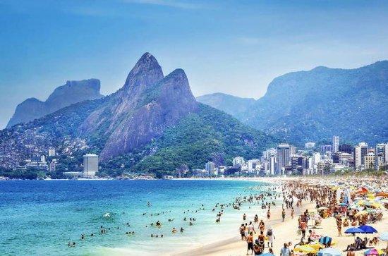 Private ganztägige Tour von Rio de...