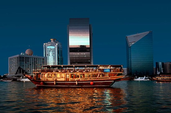 Dubai Creek 'Jameela' Floating...