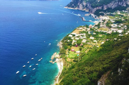 Capri in One Day Small Group Tour ...