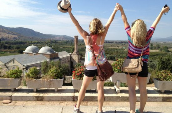 8-Hour Ephesus Sightseeing Tour...