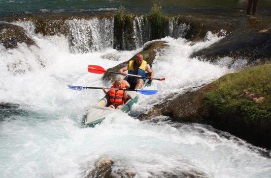 Safari en kayak de medio día en el...