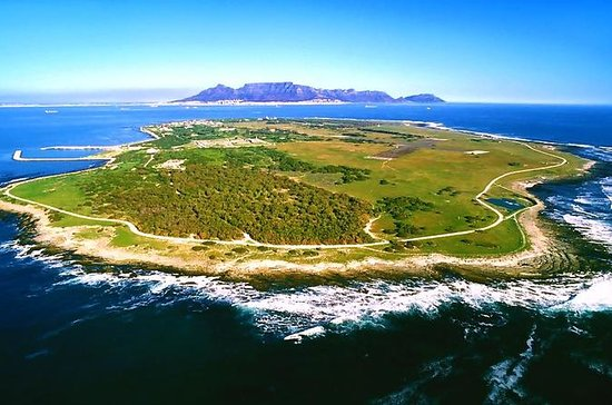 Cape Town and Robben Island...