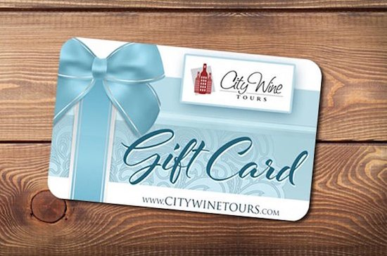 City Wine Tours Gift Card