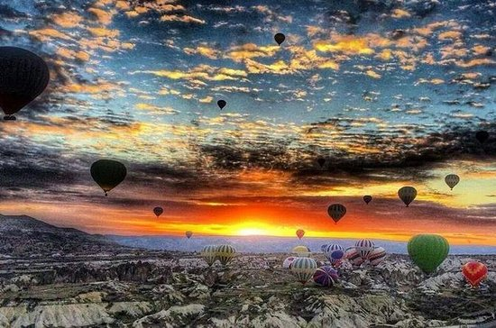 Best Hot Air Balloons Tour in