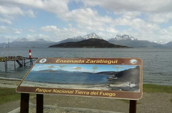 Tierra del Fuego National Park with