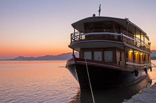 Mandalay to Bagan Cruise Volledige ...