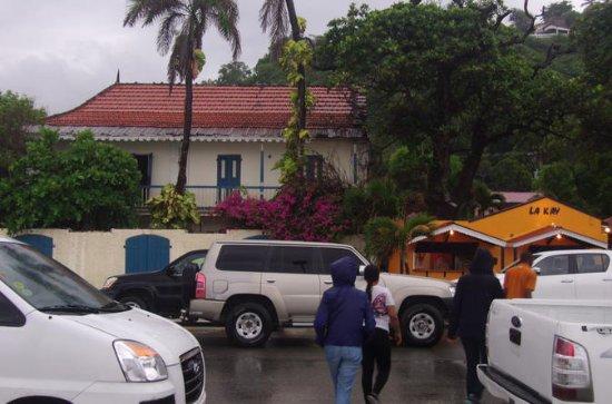 Côte des Arcadins Haiti Bodentransfer