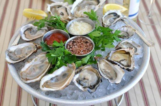 The Charleston Oyster Tour