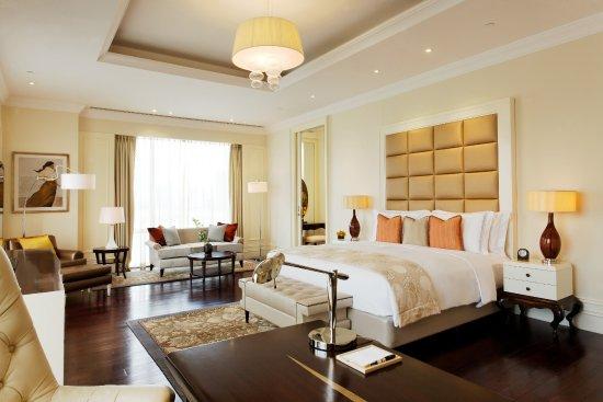 Raffles Makati: Presidential Suite