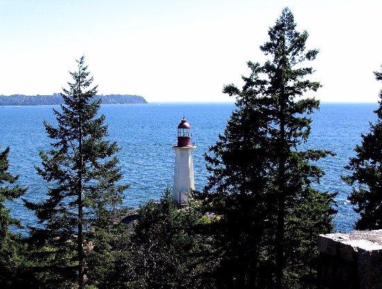 Δυτικό Βανκούβερ, Καναδάς: Point Atkinson Lighthouse
