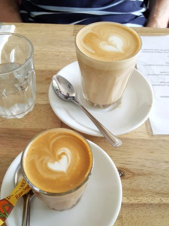 Peregian Beach, Australia: Great Coffees