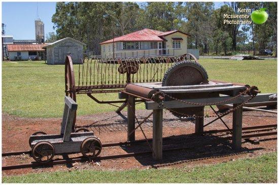 Old time Murgon Dairy & Heritage museum