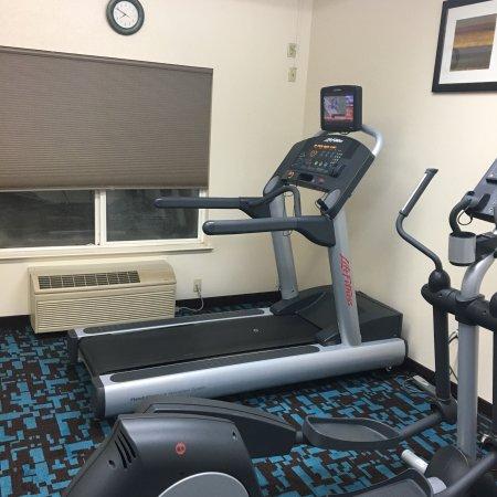 Salida, CA: Gym