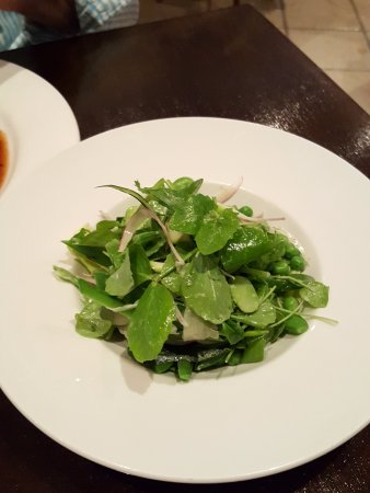 Little Humid Restaurant: Side salad