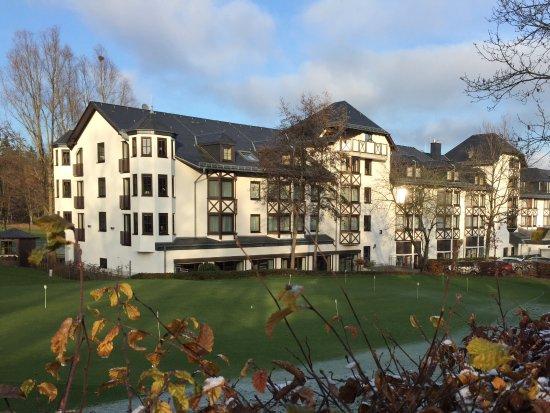 Stromberg, Alemania: Blick auf das Hotel