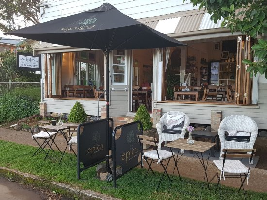 Dorrigo, Australia: Relaxed friendly atmosphere, with fresh innovative food