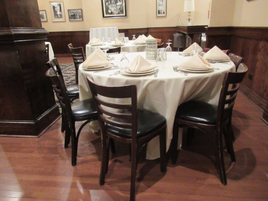 Skokie, IL: Maggiano's at Old Orchard.