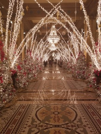 The Roosevelt New Orleans, A Waldorf Astoria Hotel: The lobby of The Roosevelt,