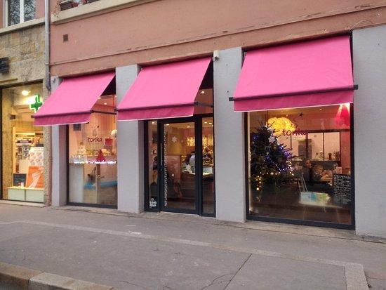 tonka croix rousse lyon restaurant bewertungen telefonnummer fotos tripadvisor. Black Bedroom Furniture Sets. Home Design Ideas