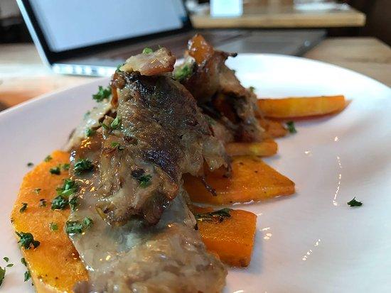 Niajo Spanish Restaurant: Lamb