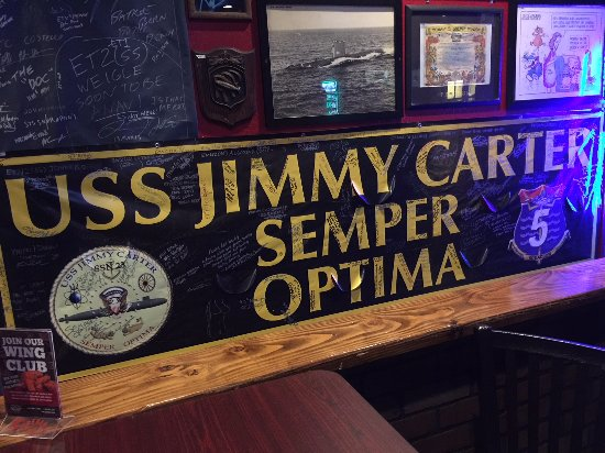 Bremerton, WA: USS Jummy Carter