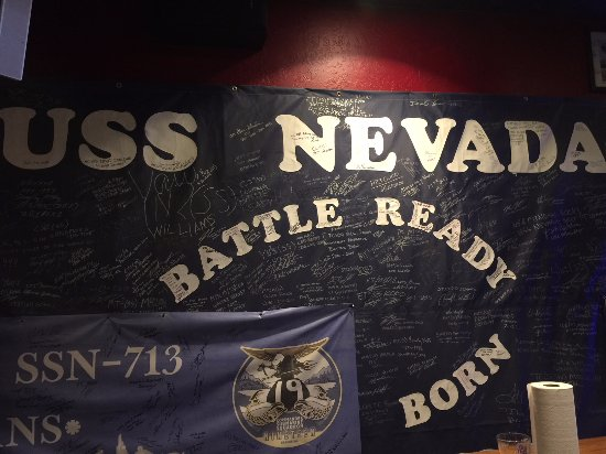 Bremerton, WA: USS Nevada
