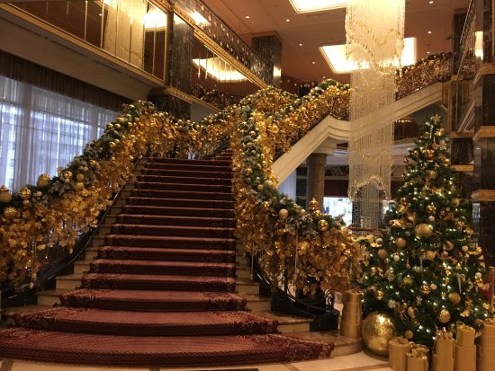 Lotte Hotel Moscow: Holiday Decor