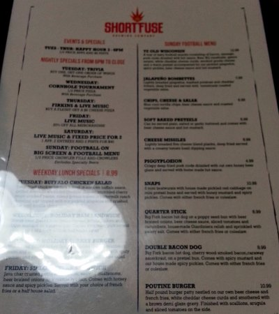 Schiller Park, IL: Sunday's menu and more