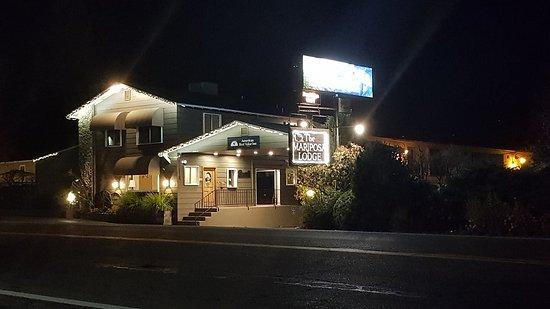 Mother Lode Lodge, Mariposa, California.