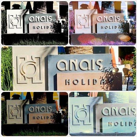 Chrissi Akti, Grecia: Anais Hotel