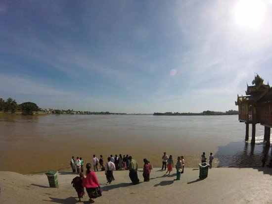 Yangon Region, Birmanie (Myanmar) : feed for fish