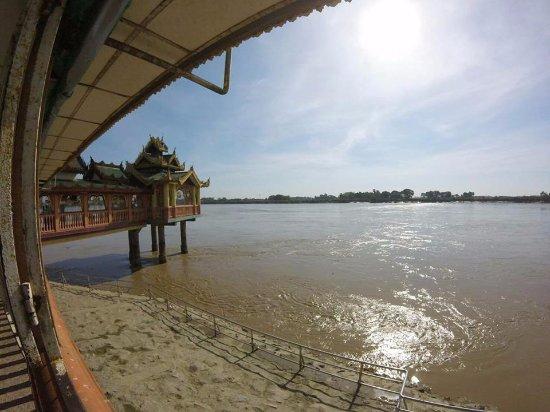 Yangon Region, Birmanie (Myanmar) : good view