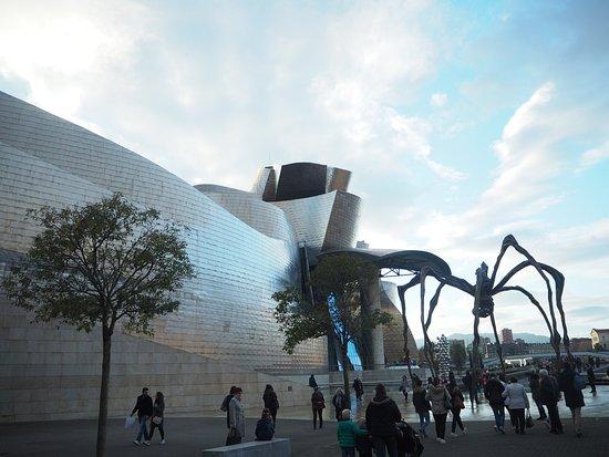Guggenheim Museo.Museo Guggenheim De Bilbao Picture Of Guggenheim Museum Bilbao