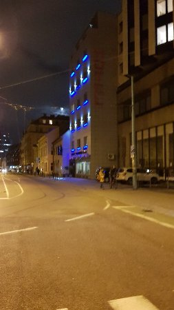 Hotel Danubia Gate Bratislava: 20171206_205406_large.jpg