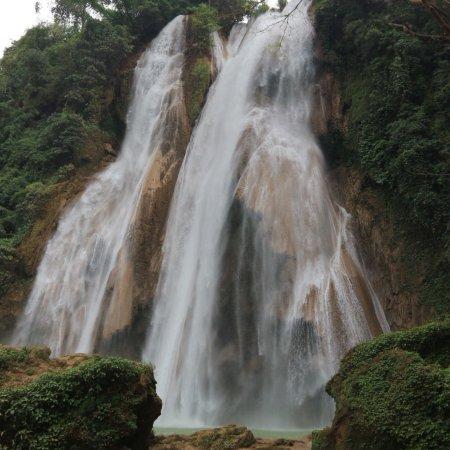 Anisakan Falls: photo2.jpg
