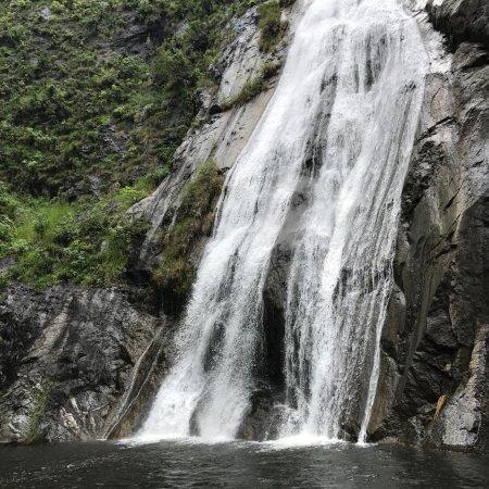 Matema, Tanzania: Mwalalo waterfalls