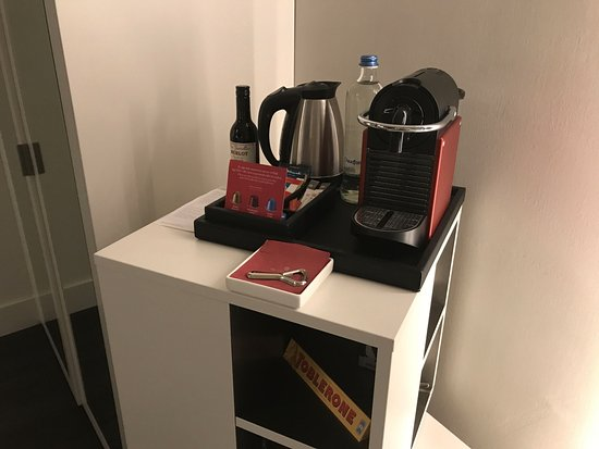 Hotel Espresso Amsterdam Station