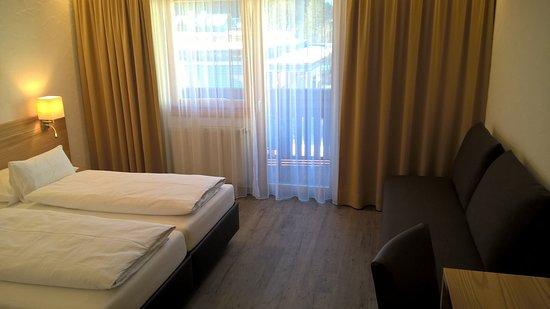 Sillian, Österreich: Doppelzimmer Komfort NEU