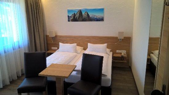 Sillian, Austria: Doppelzimmer Komfort NEU