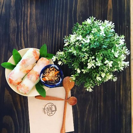 Subiaco, Australië: Rice Paper Rolls